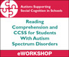 Reading Comprehension and CCSS for Students With Autism Spectrum Disorders