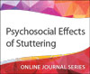Psychosocial Effects of Stuttering