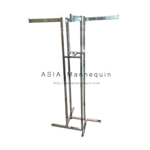 buy cr017 clothes garment racks single tier 4 way