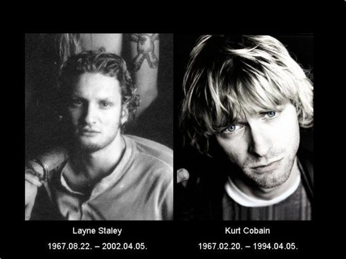 Layne Staley Death Photos These two both died on the