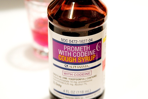 promethazine with codeine syrup calendar.