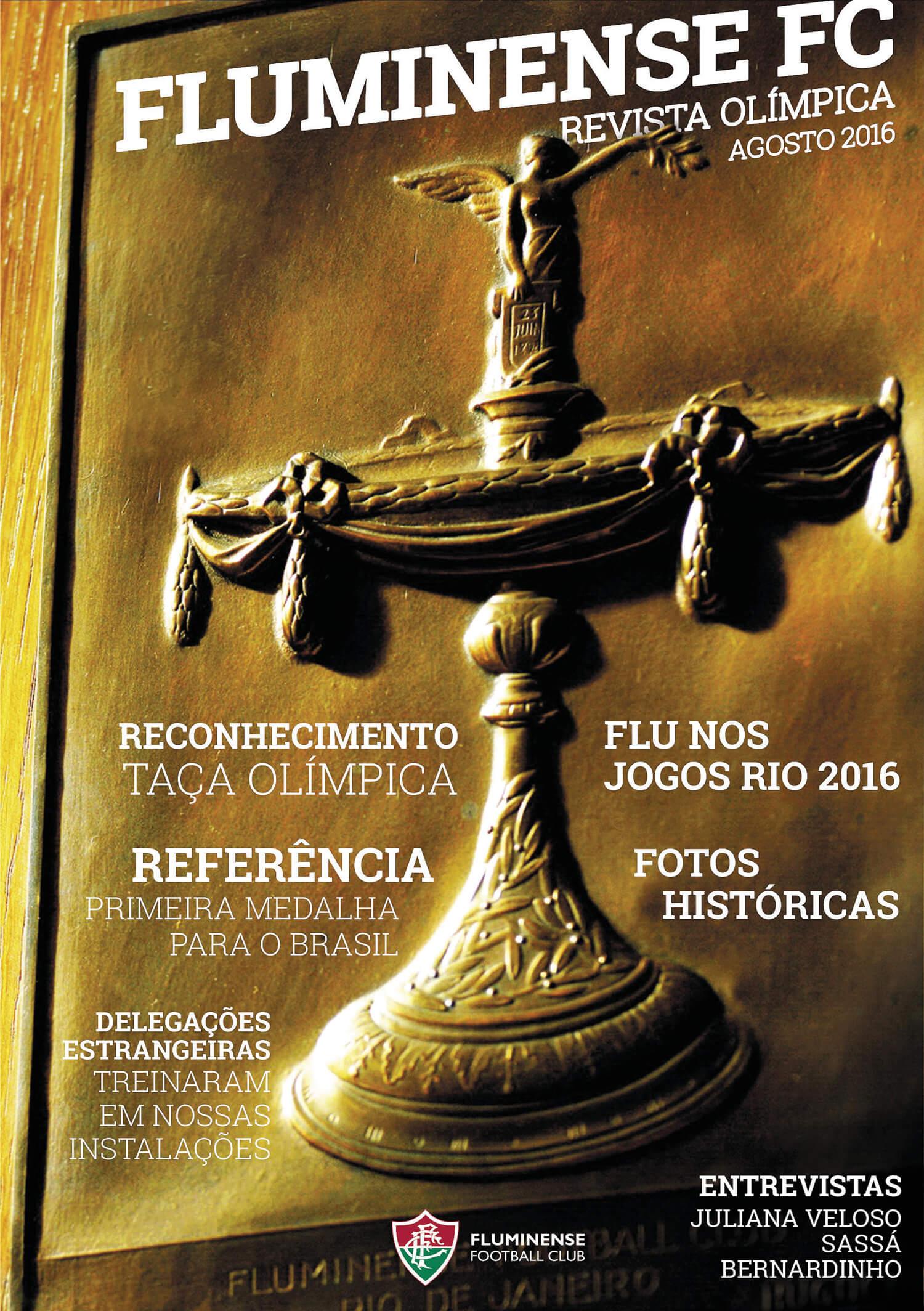 Revista Olimpica - Parte 1