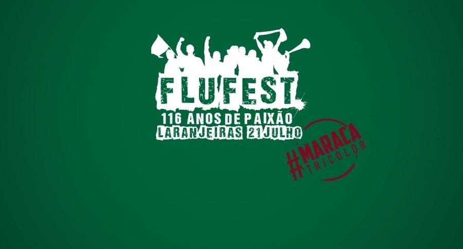 Flu fest banner