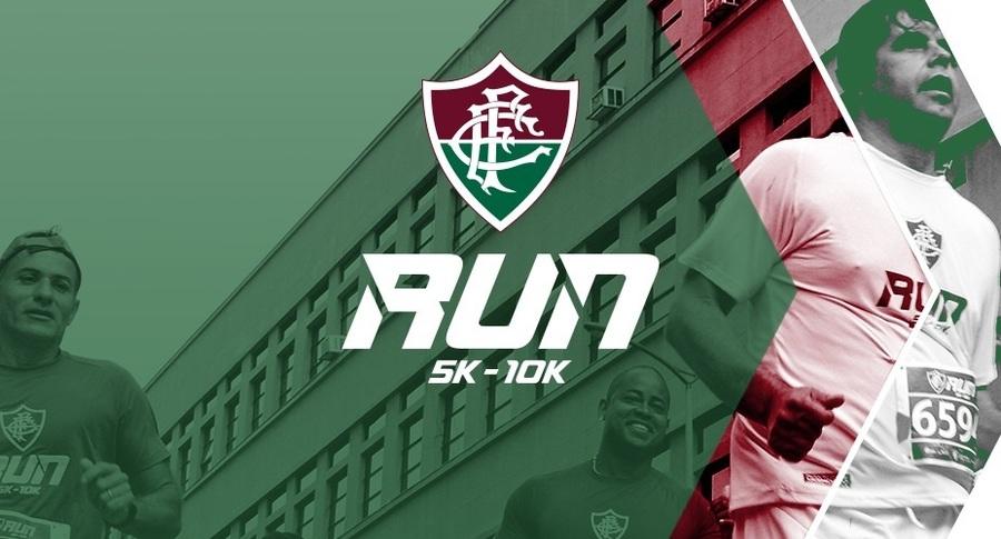 Run banner