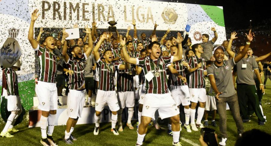 Copa da primeira liga voltou banner