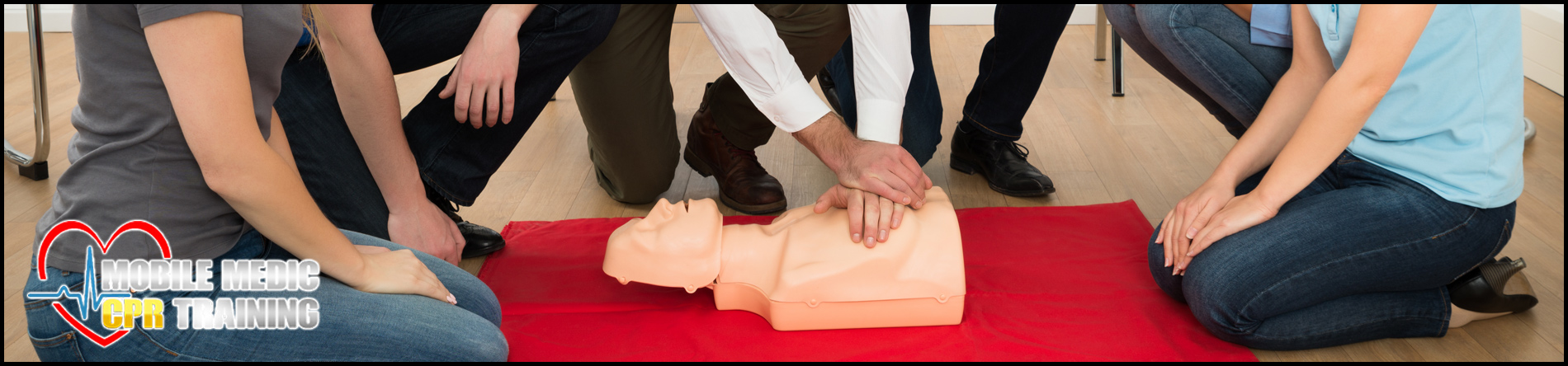 Mobile Medic Cpr Training Is A Mobile First Aid Training Company In