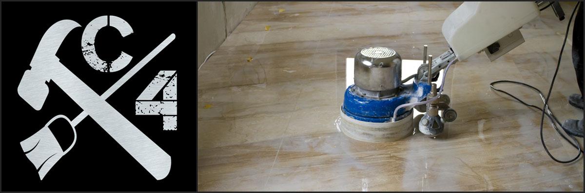 Floor Waxing