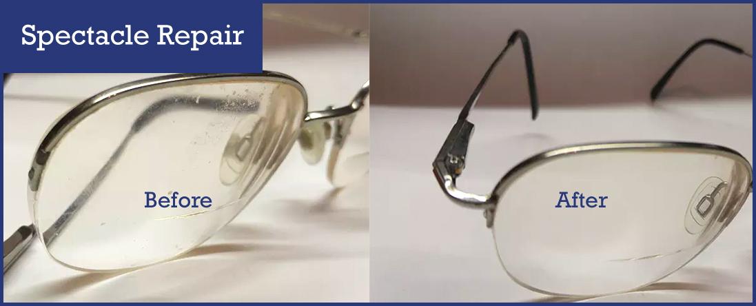 Eye Glass Repair