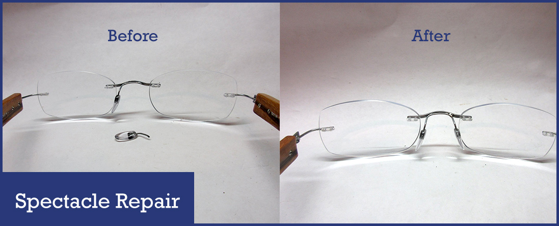 Spectacle Repair offer Eye Glass Repair in Jacksonville, FL