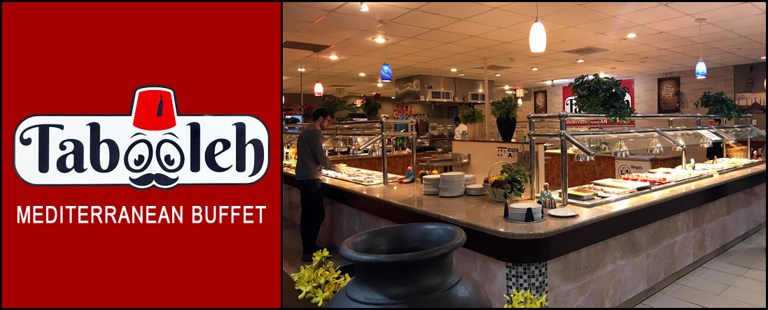 Halal Buffet