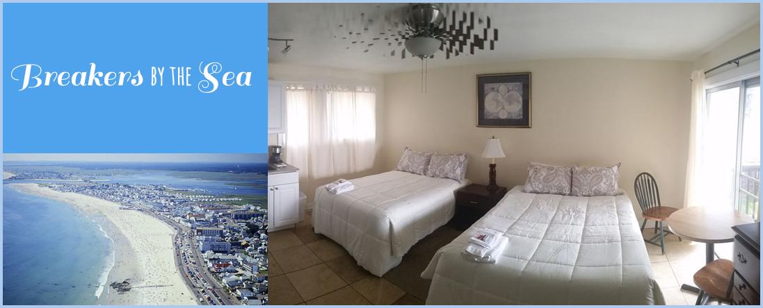 Ocean Front Rooms