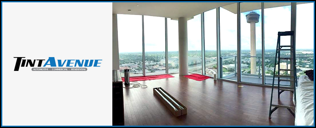 Commercial & Residential Window Tinting