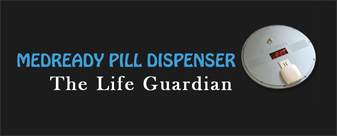 MedReady Pill Dispenser