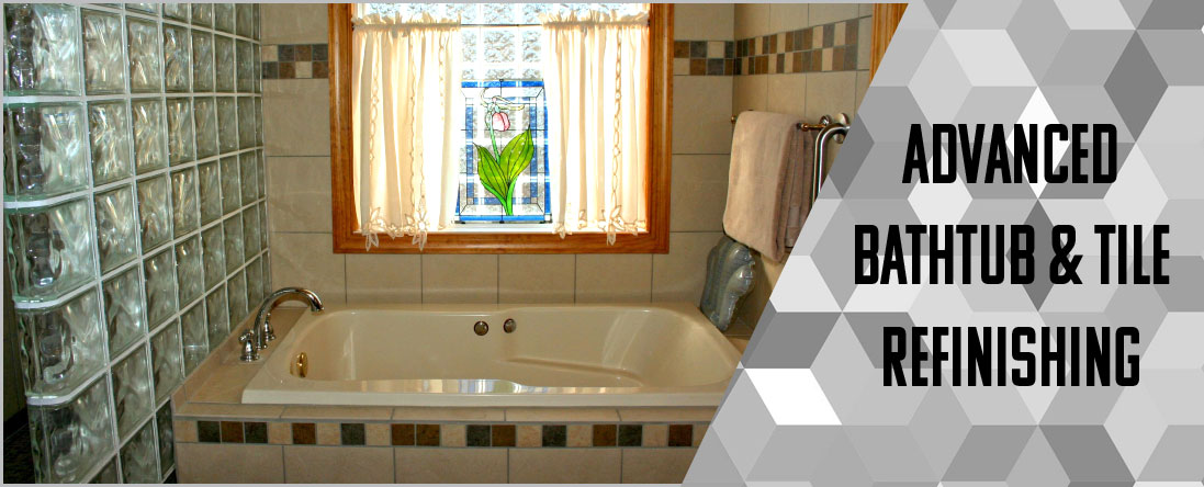 Advanced Bathtub & Tile Refinishing is a Bathtub Refinishing Service ...