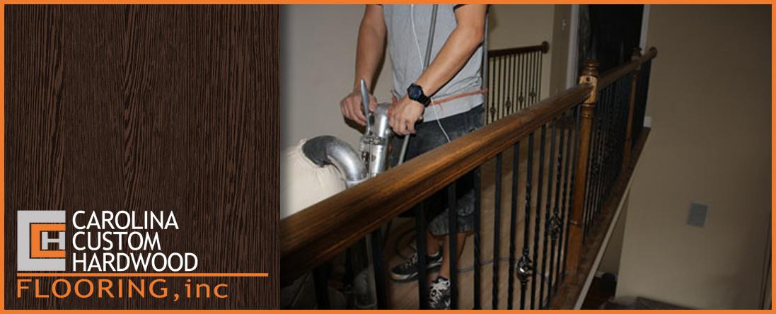 Carolina Custom Hardwood Flooring Inc Is A Flooring Contractor In