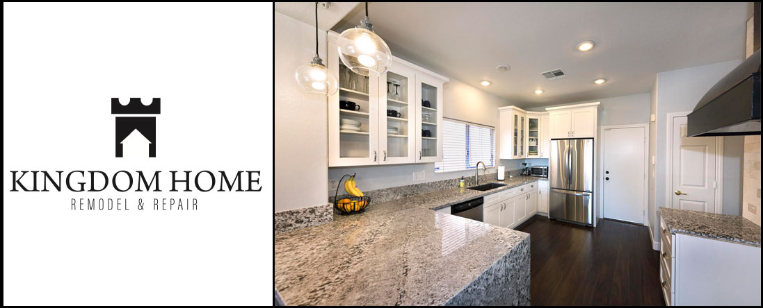 Kingdom Home Remodel Repair Is A Home Remodeling Company In Las Cool Kitchen Remodeling Las Vegas Exterior