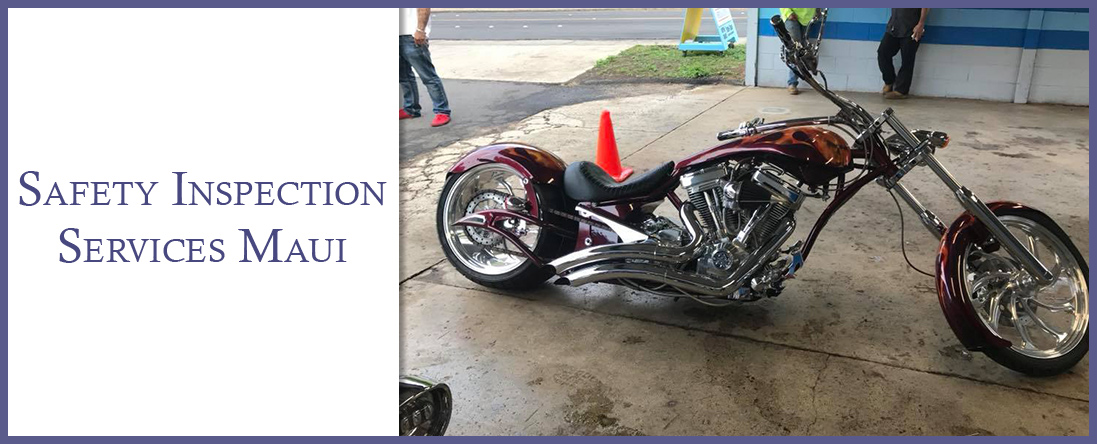 Motorcycle Inspection