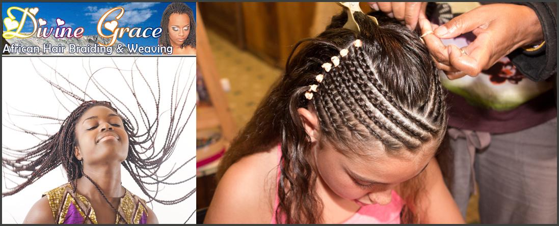 Divine Grace African Hair Braiding Provides Natural Hair Care