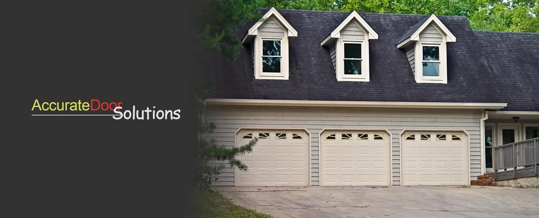 Accurate Door Solutions Offer Garage Door Repair In West Palm Beach Fl