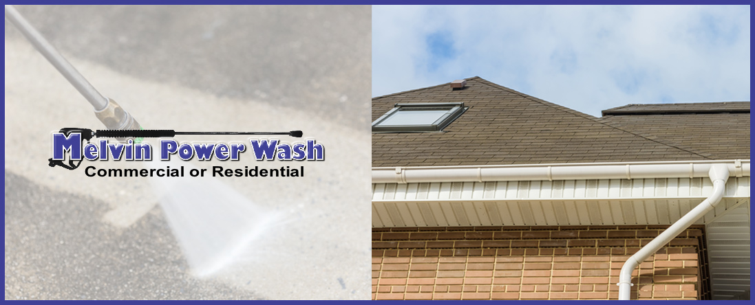 Roof Cleaning & Gutter Repair