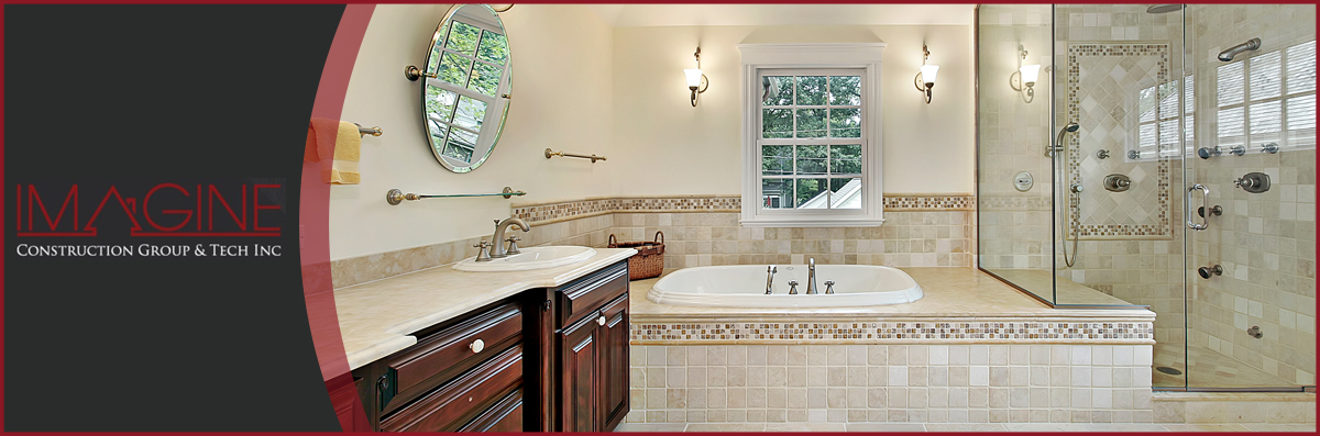 Imagine Construction Group Inc Offers Bathroom Remodeling In Awesome Bathroom Remodeling Naperville