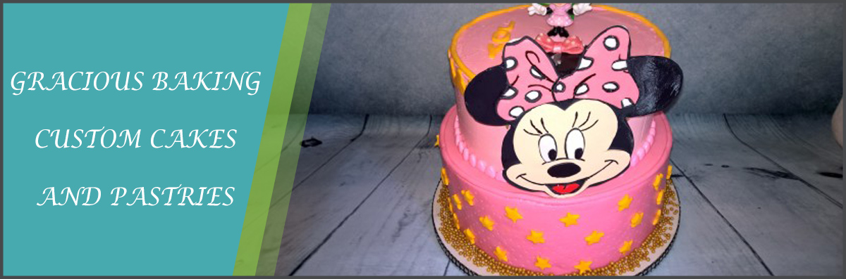 Gracious Baking Custom Cakes And Pastries Is A Cake Shop In Dallas Tx