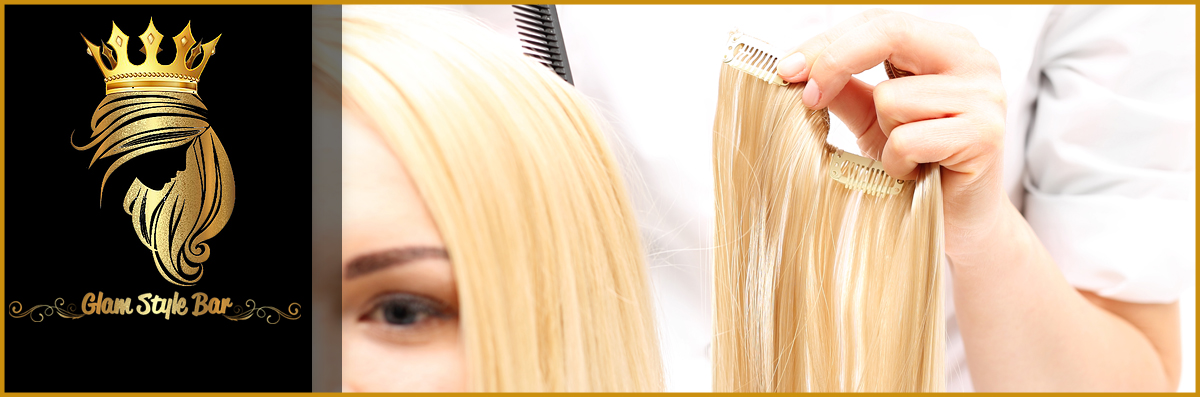 Glam Style Bar Offers Hair Extension In Miami Fl