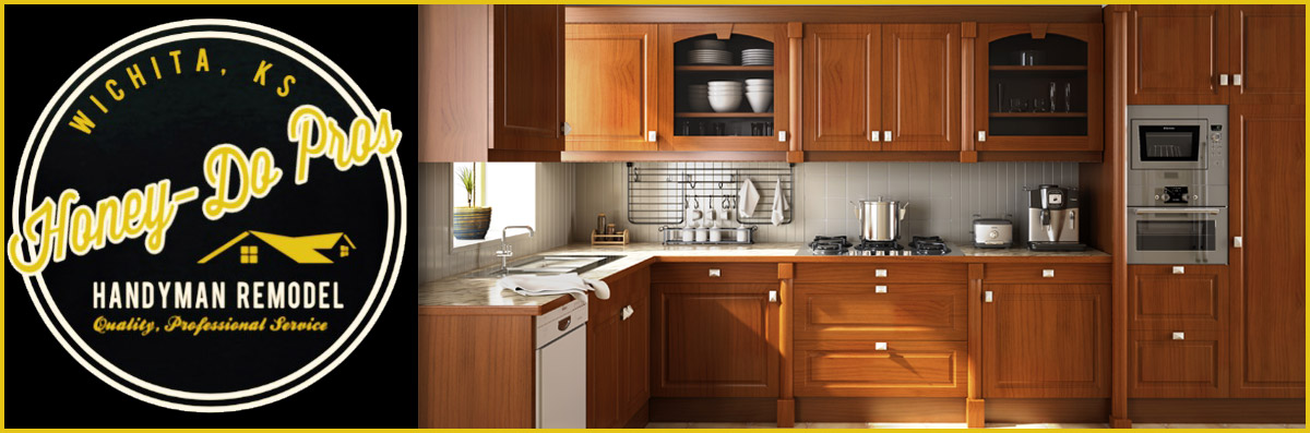 HoneyDo Pros Offers Kitchen Remodeling In Wichita KS - Kitchen remodel wichita ks