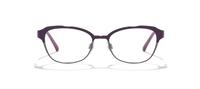 Dark Purple/Brushed Grey