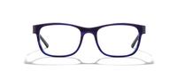Bluish Purple/Blue Horn Matte