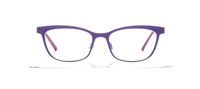Purple Hue/Velvet Brown
