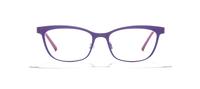 Purple Hue/Velvet Brown