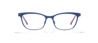 Marine Blue/Deep Purple
