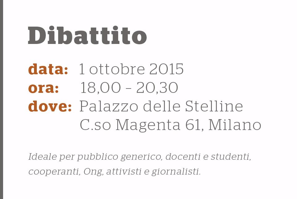 Evento 1 2 ottobre milano survival international - Cuffie traduzione ...