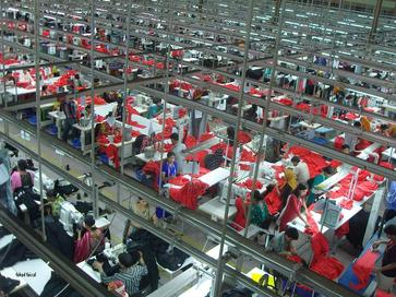 garment industry research papers