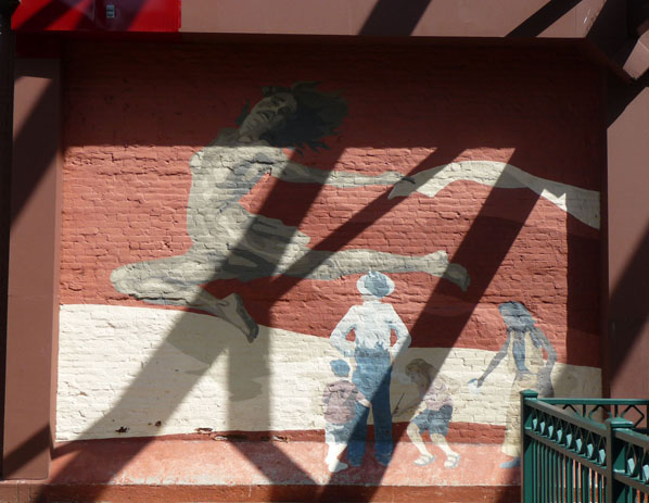 Arcadia district mural 2