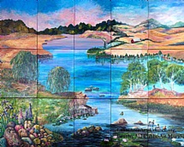 Seasons of the shiawisee mural2