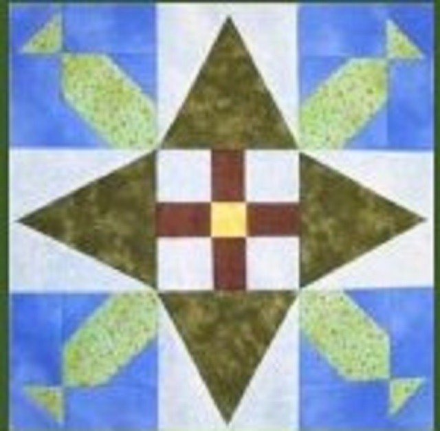 Alcona county quilt trail