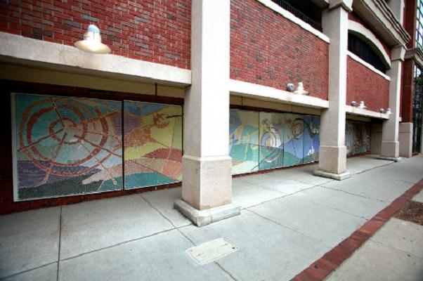 Frames mosaic