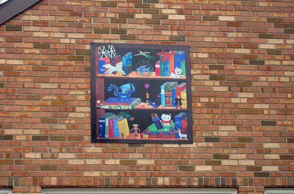 Surrey township public library