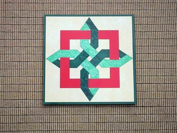 Celtic crossroads of clare block