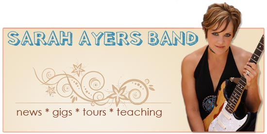Sarah Ayers Band Photo