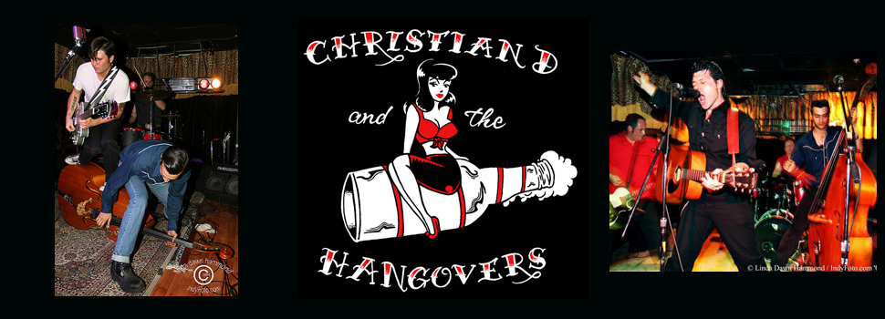 Christian D and the Hangovers Photo