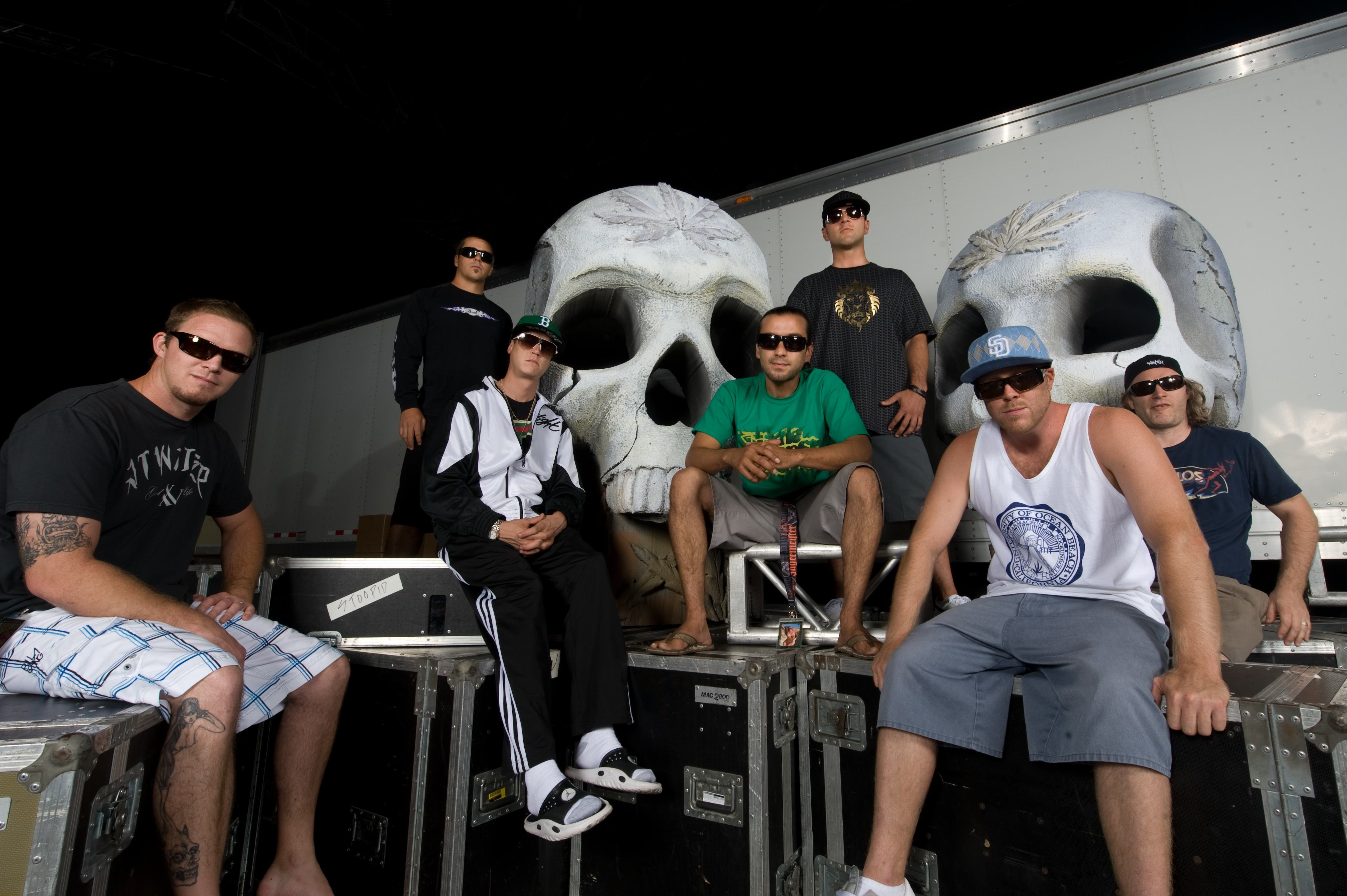 Slightly Stoopid Photo