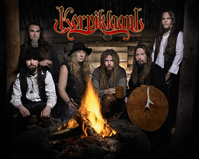Korpiklaani Photo