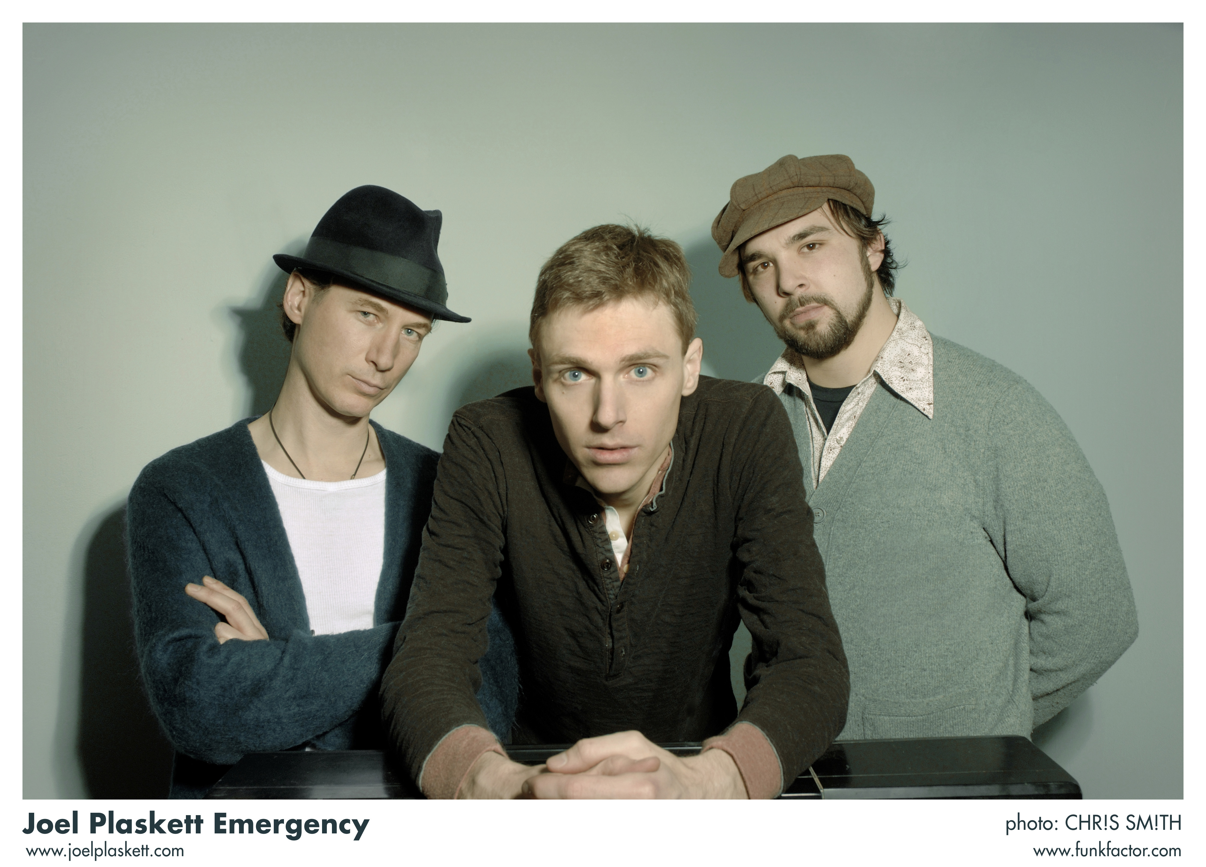 The Joel Plaskett Emergency Photo