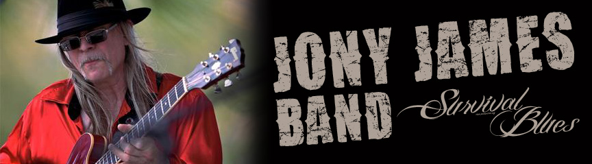 Jony James Band Photo