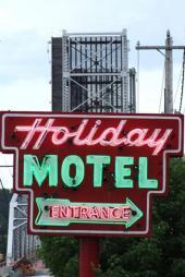 Holiday Music Motel Photo