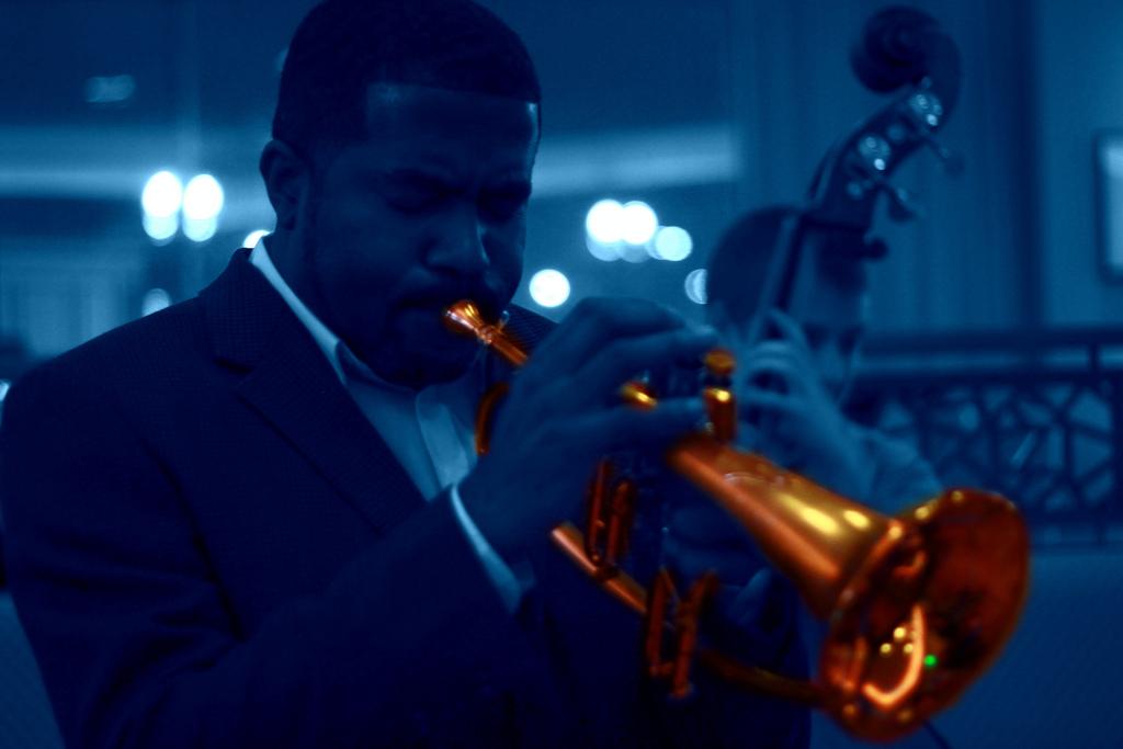 The Lance Houston Jazz Quartet Photo