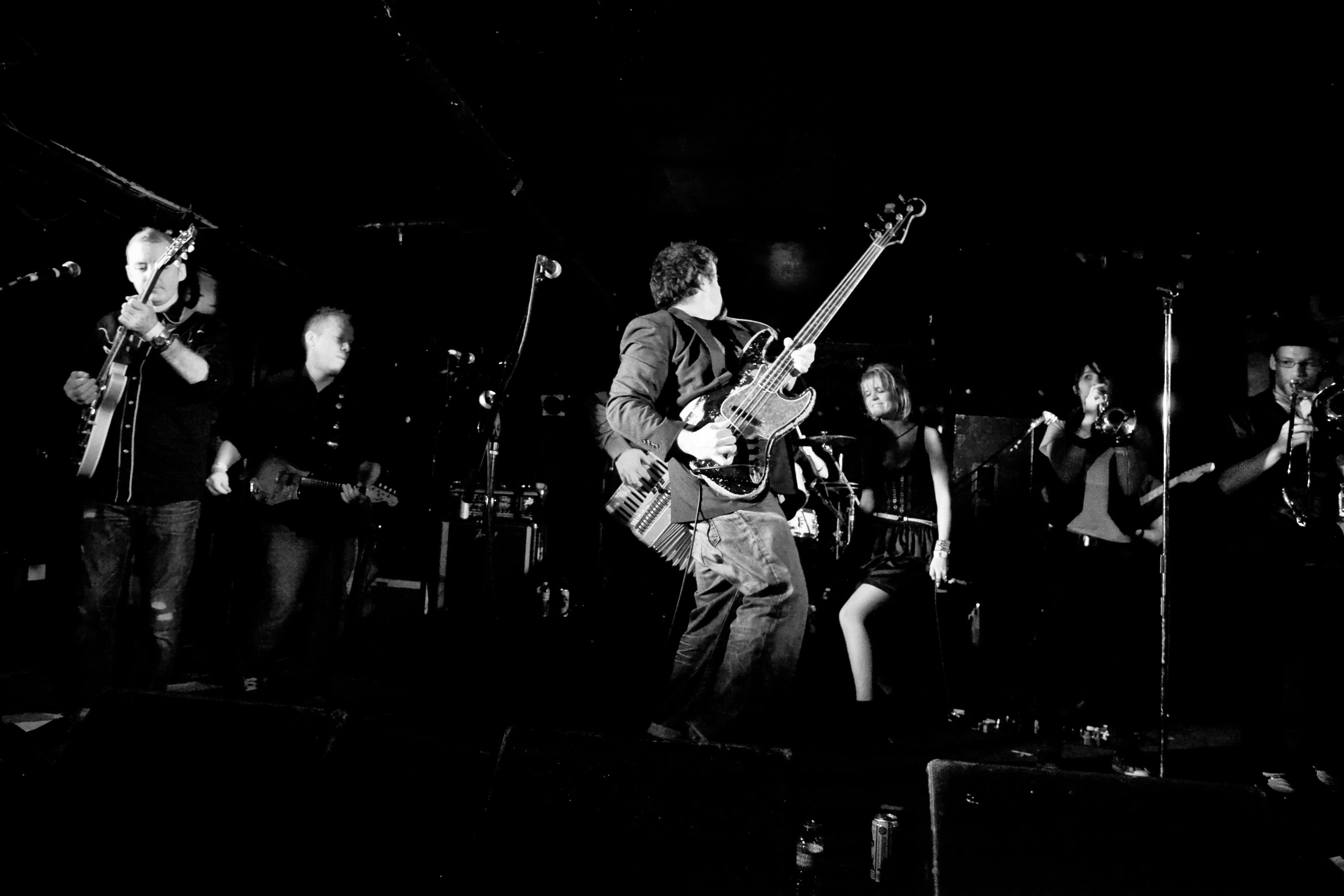 Baker Thomas Band Photo